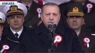 Cumhurbaşkanı Erdoğan: Bu ordu, darbecilerin, cuntacıların, vesayetçilerin ordusu değildir