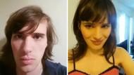 Cinsiyet değiştiren gencin aşama aşama değişimi