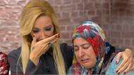 Balçiçek İlter canlı yayında gözyaşlarını tutamadı