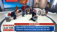 Balçiçek İlter'in programında Melike'nin annesi kendini yerlere attı