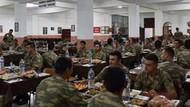Jandarmanın yemek duasındaki Tanrı ifadesi Allah olarak değiştirildi