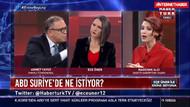 Nagehan Alçı'nın Esad açıklaması stüdyoda gerginlik yarattı