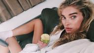 Basketbol sahasından podyuma transfer olan Victoria's Secret meleği Elsa Hosk