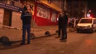 Esenler'de müzikholde silahlı kavga;1 kişi ağır yaralı