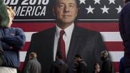 Kevin Spacey skandalının ardından House of Cards çekimleri sil baştan