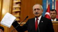 Kılıçdaroğlu bombayı patlattı: İşte milyon dolarlık dekontlar