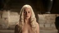 Game of Thrones oyuncusu Emilia Clarke'ın çıplak sahne isyanı
