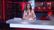 CNN Türk spikerinin canlı yayındaki talihsiz anları