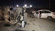 Batman'dan son dakika: Askeri araç otomobille çarpıştı: 3'ü asker, 5 yaralı