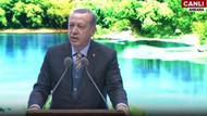 Erdoğan: Beton beton beton... Orada ruh yok huzur yok