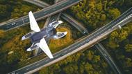 Dubai'deki uçan taksiler beş kişilik olacak