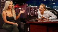 Jennifer Lawrence Kim Kardashian'a neden yapmacık sarıldı?