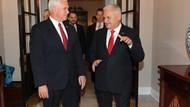 Başbakan Yıldırım ve Beyaz Saray'dan kritik görüşme sonrası açıklamalar