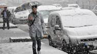 Meteoroloji'den İstanbul'a kar uyarısı: 6 Aralık'a dikkat!