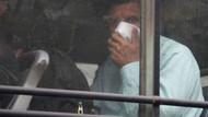Otobüste kokan çoraplarını çıkartan yolcu gözaltına alındı