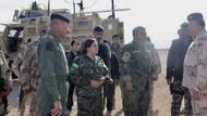 ABD'li, İngiliz ve Fransız askerler, YPG ve aşiret liderleriyle toplandı