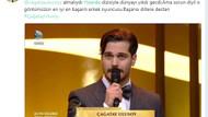 Altın Kelebek Ödülleri, İçerde dizisi hayranlarını çıldırttı