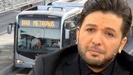 Nihat Doğan: Metrobüse binenlere deodorant sıkılsın