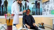 Bağcılar Belediyesi'nden öğrencilere zombi makyajı dersi