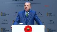 Erdoğan'dan İsrail ve Amerika'ya tepki: Hoyrat, hukuksuz