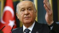 Bahçeli'den Erdoğan'ı Deniz Gezmiş'e benzeten Rıdvan Dilmen'e ağır sözler: Yalakalık