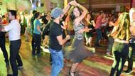 Dansçılar Marmaris'i salladı