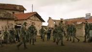 Savaşçı dizisinde tüyleri diken diken eden komando andı