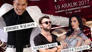 Neşeli Oda 2017 etkinliği Shangria-La Bosphorus Otel'de
