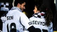 Türkiye'nin en flörtöz taraftarı Beşiktaşlılar