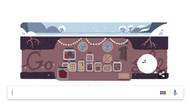 Google'dan kış gün dönümüne özel doodle