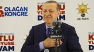 Erdoğan o sözlerini yanlış anlayıp alkışlayan AKP'lilere böyle kızdı