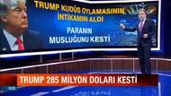 Ahmet Hakan, Trump'ı eleştireyim derken kendi rezil oldu