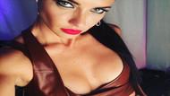 En güzel Adriana Lima selfieleri