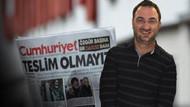 Cumhuriyet çalışanı Emre İper'e 267 gün sonra tahliye
