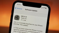 iOS 11.2 güncellemesi yayınlandı (İOS 11.2 güncellemesi nasıl yüklenir?)