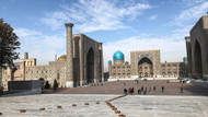 Özbekistan'da görenleri hayran bırakan yerler