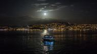Süper Ay İstanbul'da böyle izlendi
