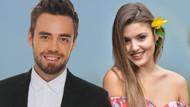Hande Erçel ve Murat Dalkılıç'tan sürpriz ev partisi