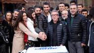 Sen Anlat Karadeniz dizisine pastalı kutlama