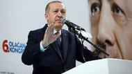 Erdoğan: Onlar Bağdat Caddesi'nde tankları alkışlıyorlardı