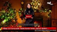Hande Yener, Demet Akalın'ı anons ederken zor anlar yaşadı