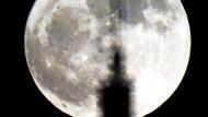 Bodrum'da Süper Ay böyle izlendi