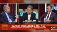 Ümit Özdağ'dan dikkat çeken iddia: Zarrab, Davutoğlu'ndan ne istedi?