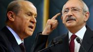 Bahçeli'den Kılıçdaroğlu'na şok sözler: Pervasızca belge sallayan namertler