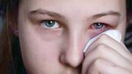 Gözünüzde kırmızılık oluştuysa, ameliyat bile gerekebilir