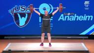 Yeni Zelandalı trans sporcu iki gümüş madalya kazandı