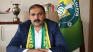 Şanlıurfaspor Başkanı Emin Yetim gözaltına alındı