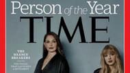 TIME dergisi tacize yönelik sessizliği bozanları yılın kişisi seçti