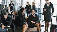 Uçakta hostesin fotoğrafını çeken yolcu ortalığı karıştırdı