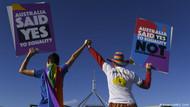 Eşcinsel evlilik Avustralya'da kabul edildi